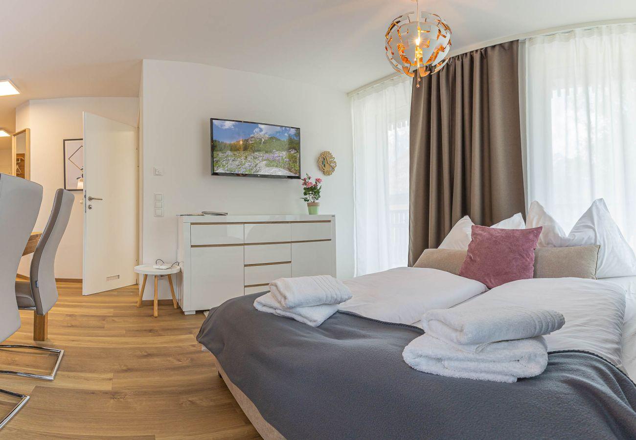 Apartment in Tauplitz - Grimming Lodge Enzian