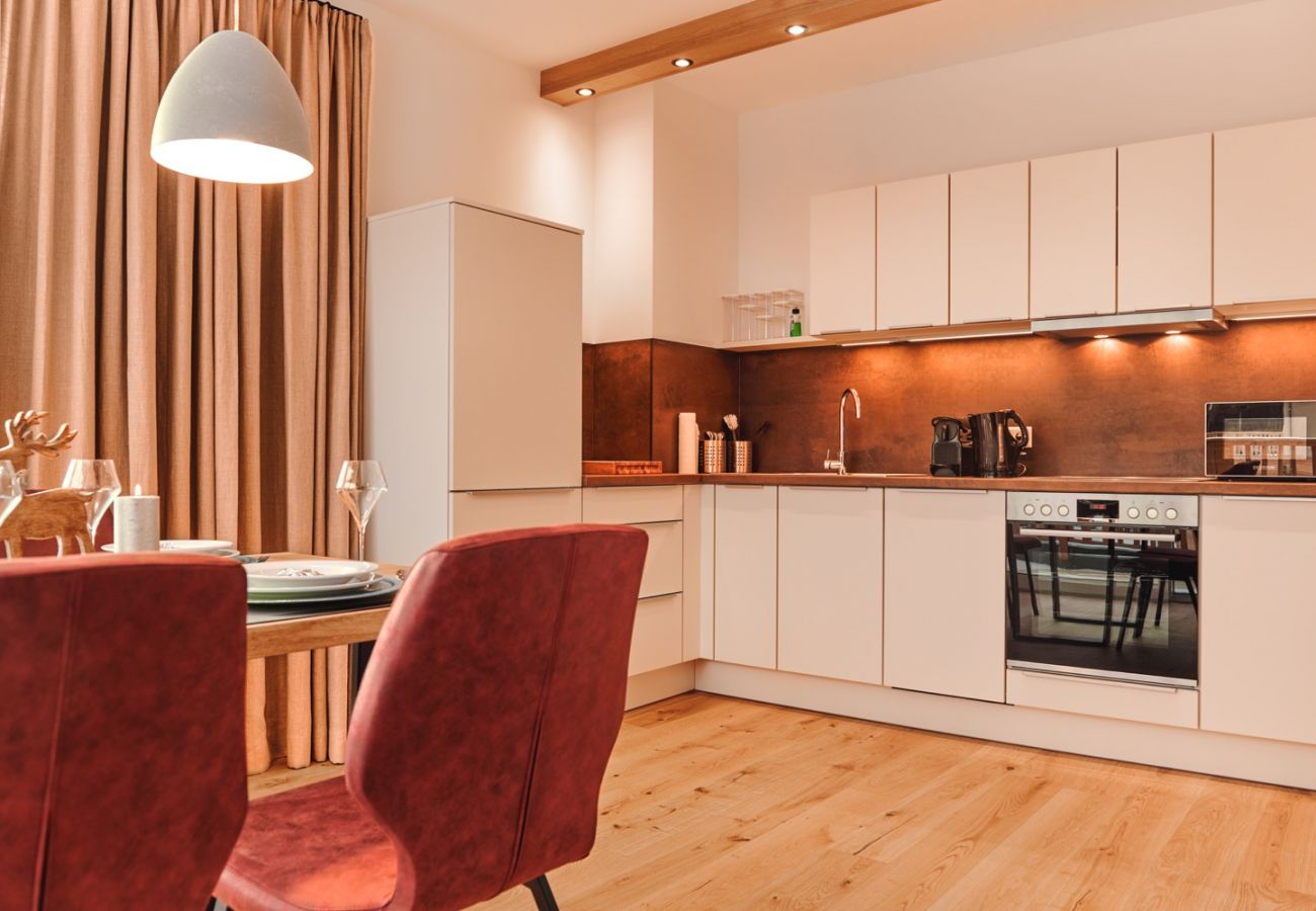 Apartment in Tauplitz - Bergblick Lodge B6