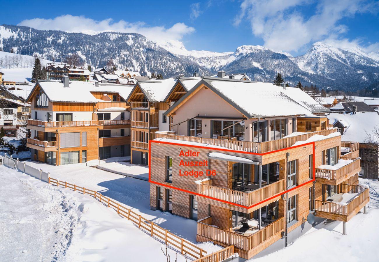 Holiday home flat Adler Auszeit Lodge D6 in Tauplitz