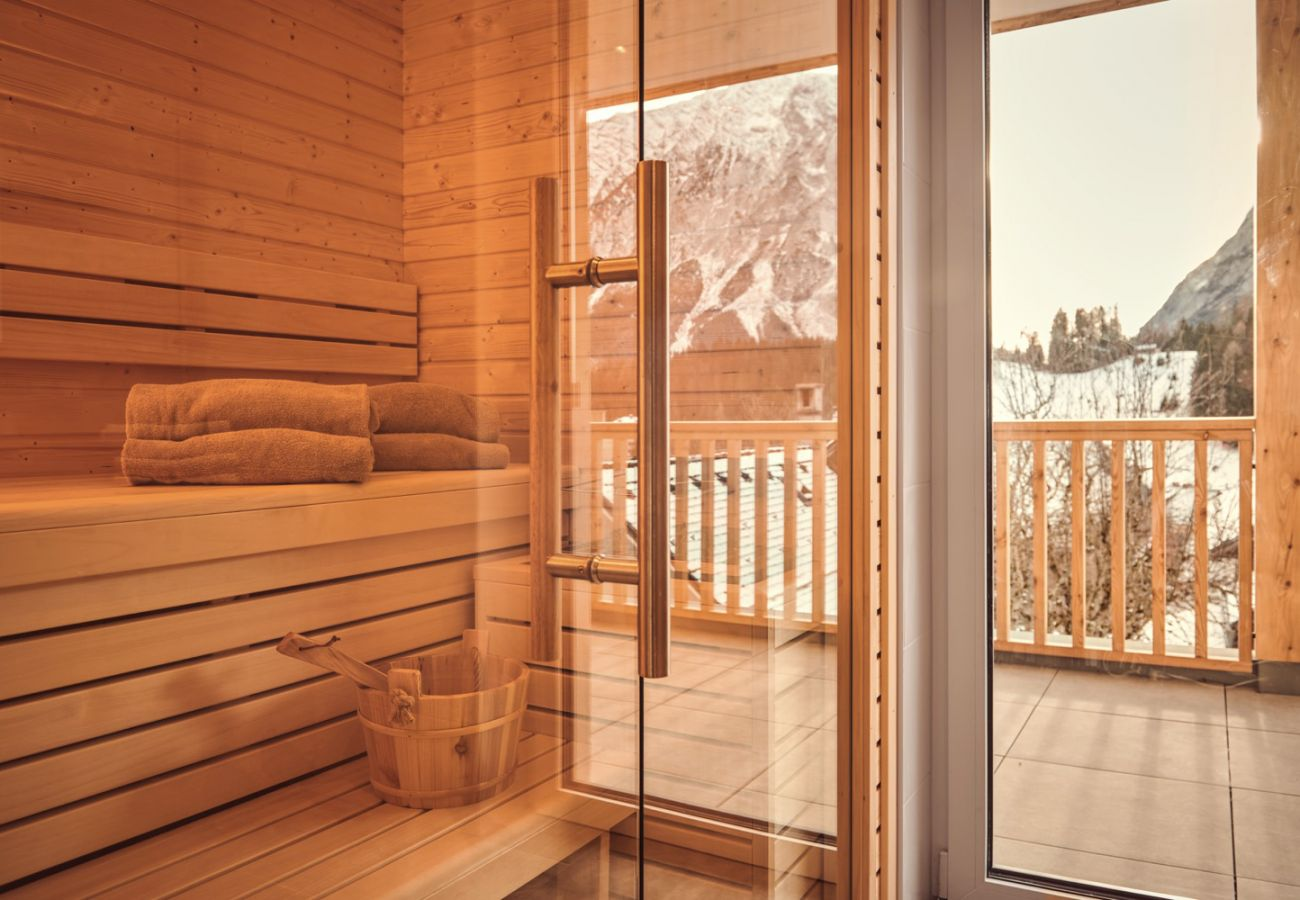 Apartment in Tauplitz - Alm Lodge A6