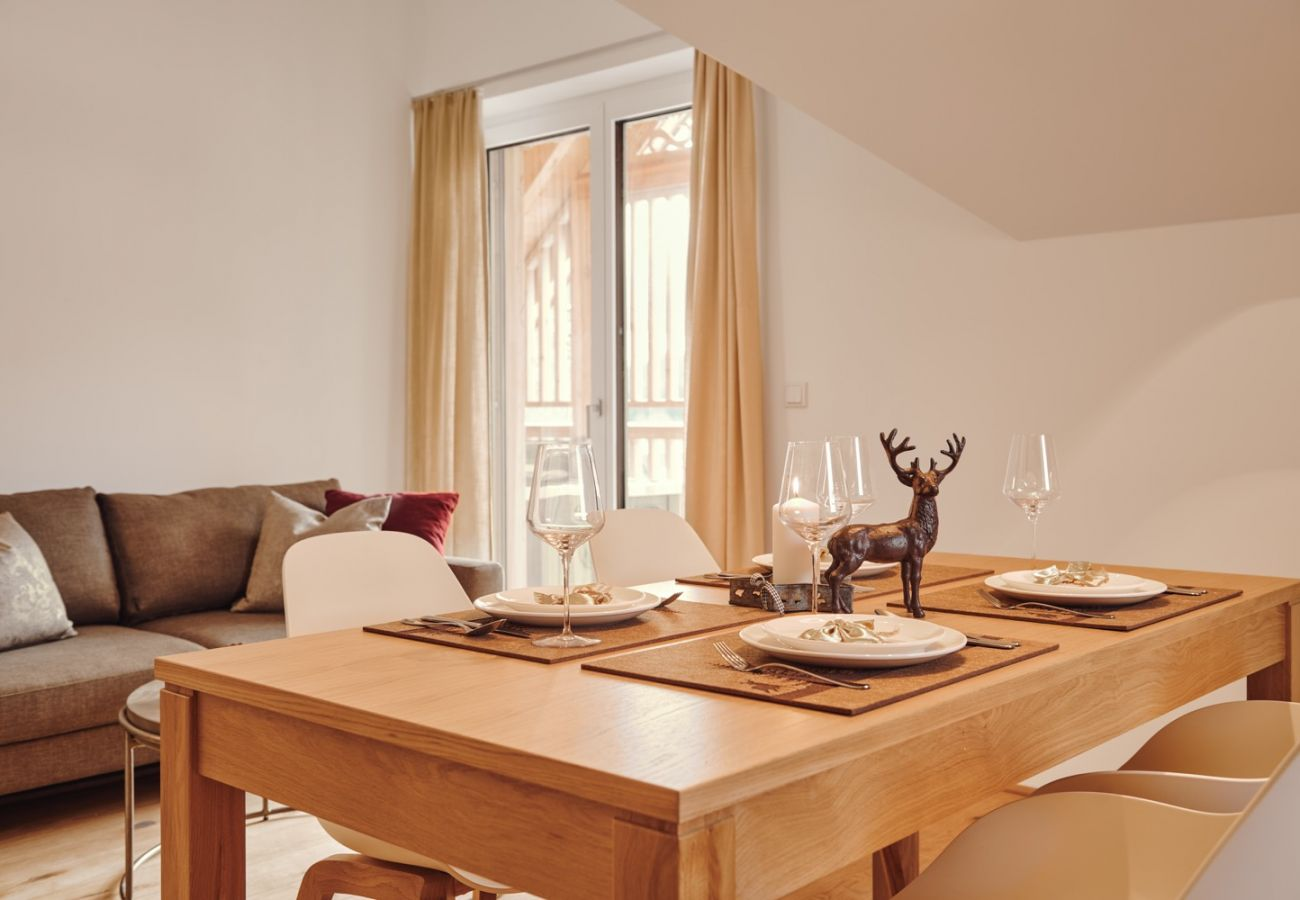 Apartment in Tauplitz - Traumblick Lodge A10