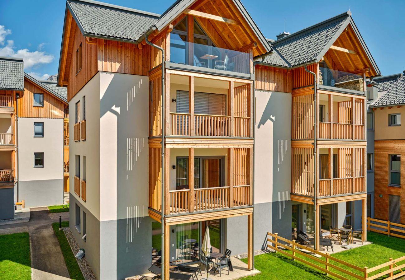 Apartment in Tauplitz - Wasserfall Lodge C1