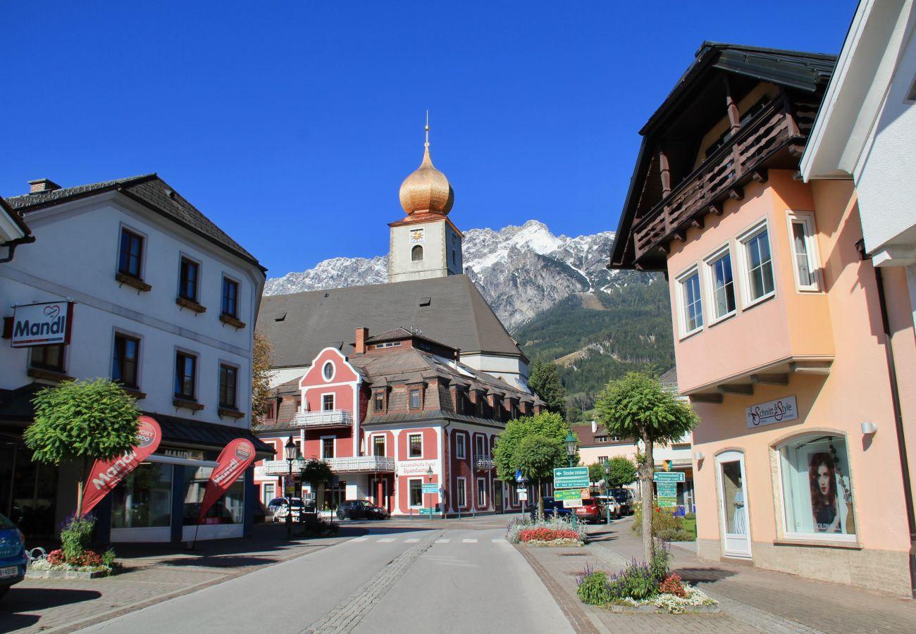 Ferienwohnung in Gröbming - Sonnenhaus Schladming Dachstein