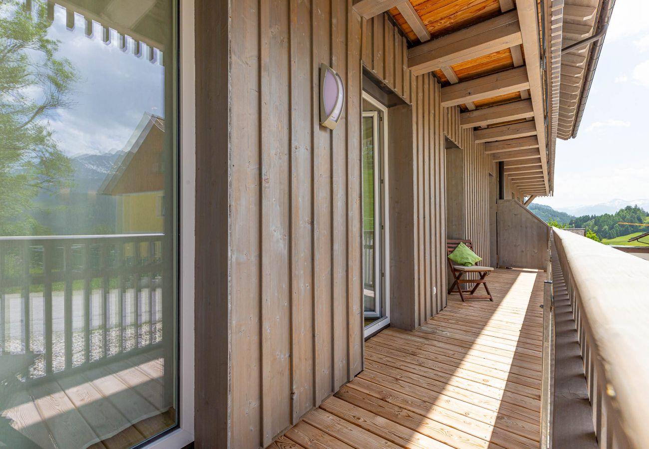Ferienwohnung in Tauplitz - Grimming Lodge Enzian