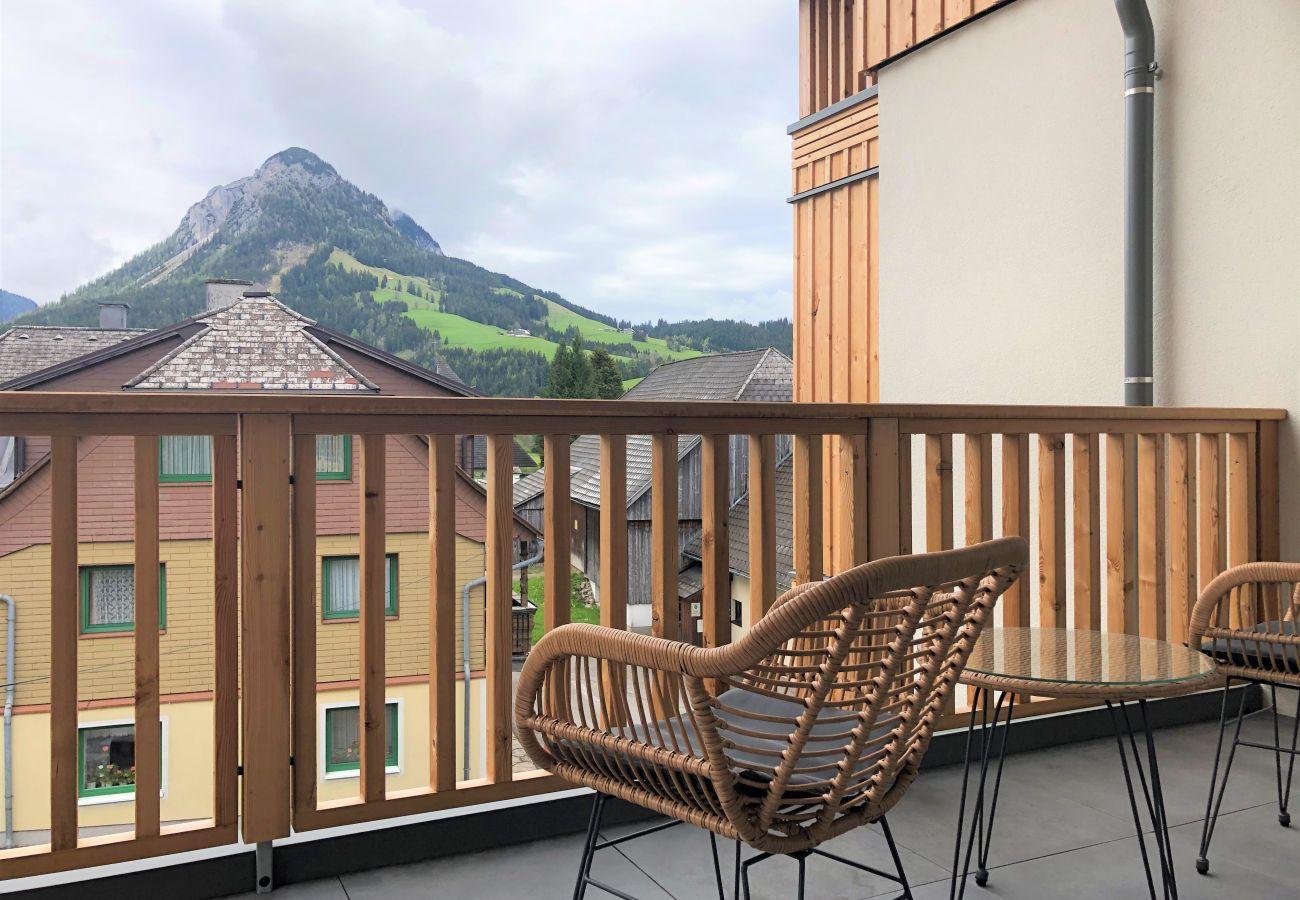 Ferienwohnung in Tauplitz - Alm Lodge A8