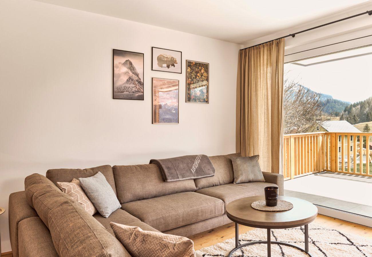 Ferienwohnung in Tauplitz - Adler Lodge D2