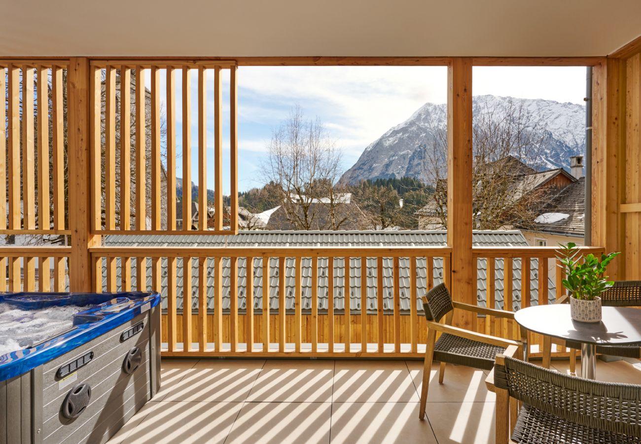 Ferienwohnung in Tauplitz - Alm Lodge A3