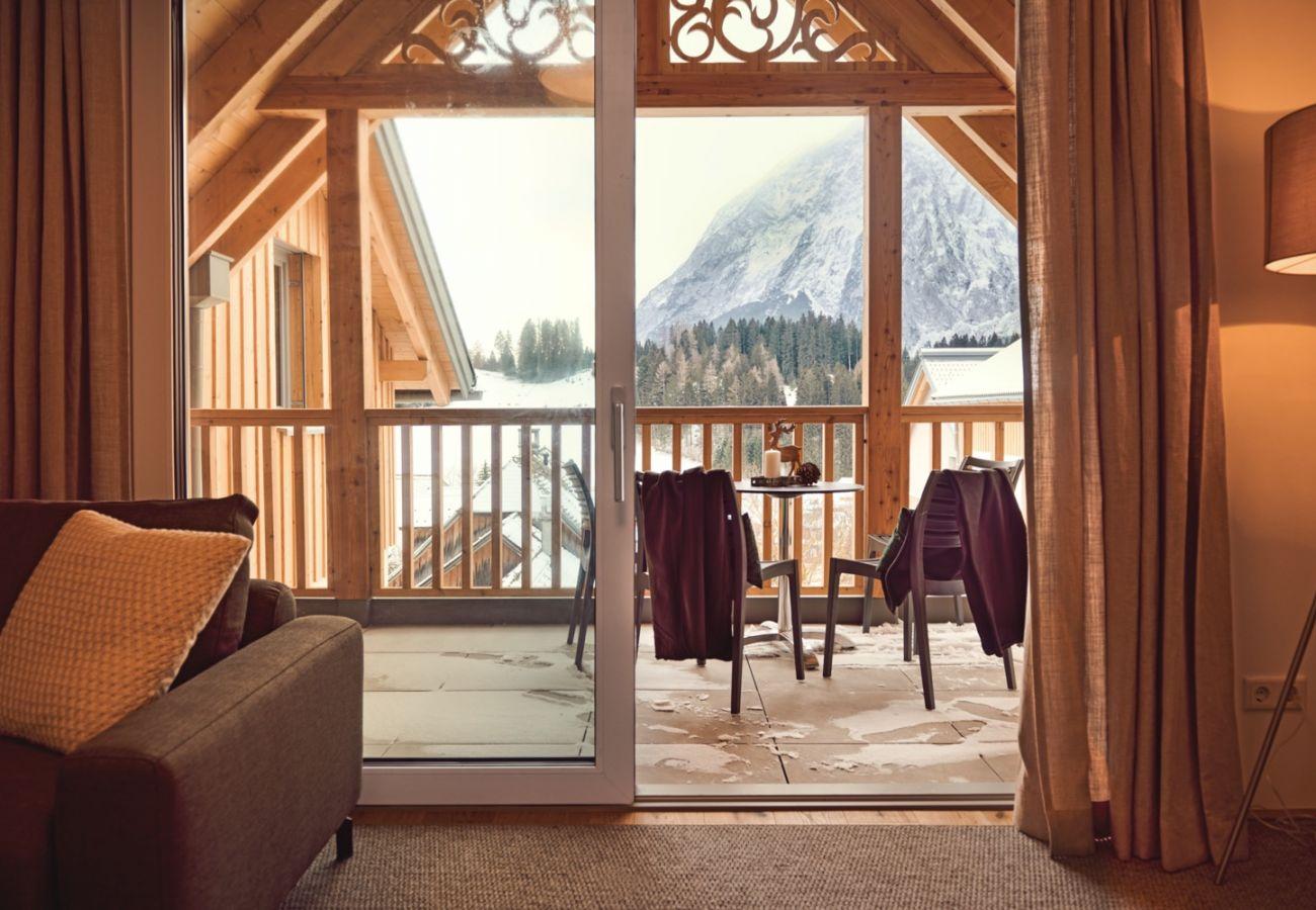 Ferienwohnung in Tauplitz - Alm Lodge A13