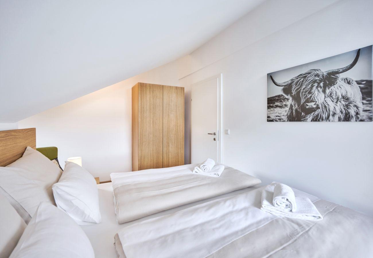Ferienwohnung in Tauplitz - Bergblick Lodge B7.2