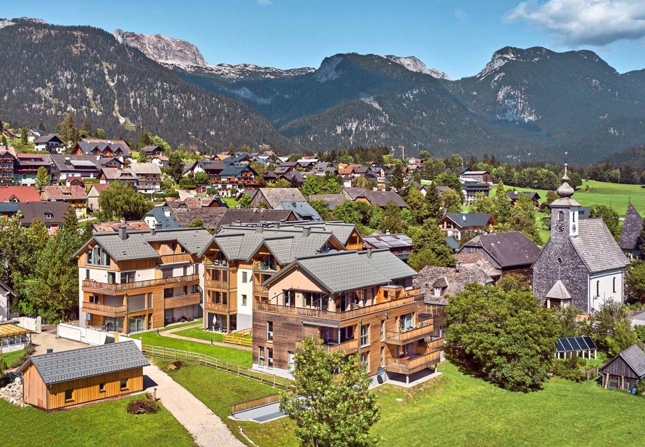 Ferienwohnung in Tauplitz - Wasserfall Lodge C2