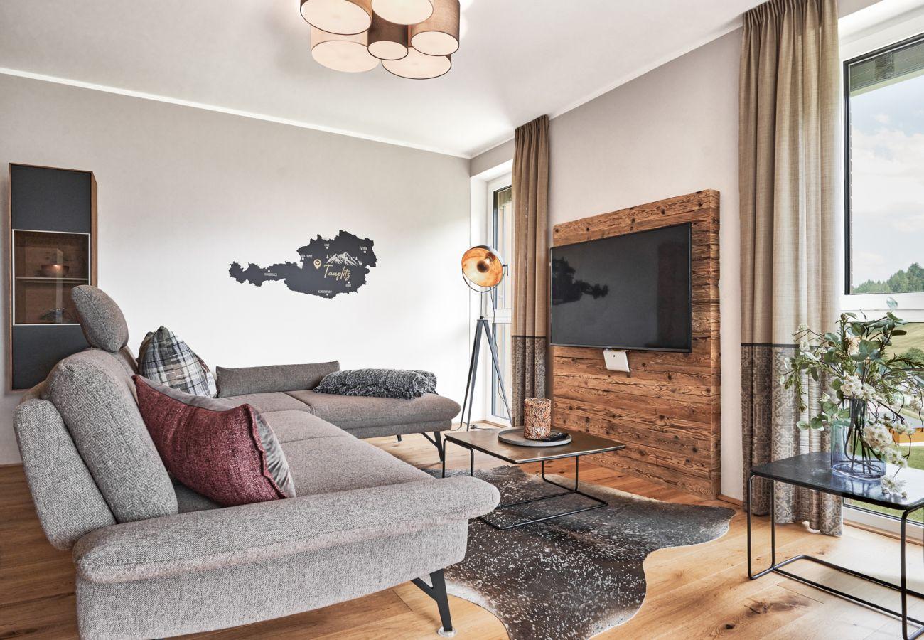 Ferienwohnung in Tauplitz - Adler Auszeit Lodge D6