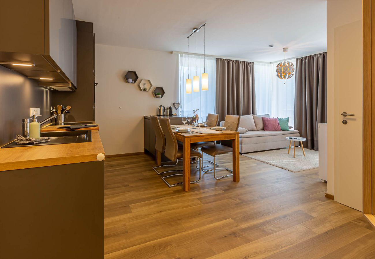 Ferienwohnung in Tauplitz - Grimming Lodge Arnika