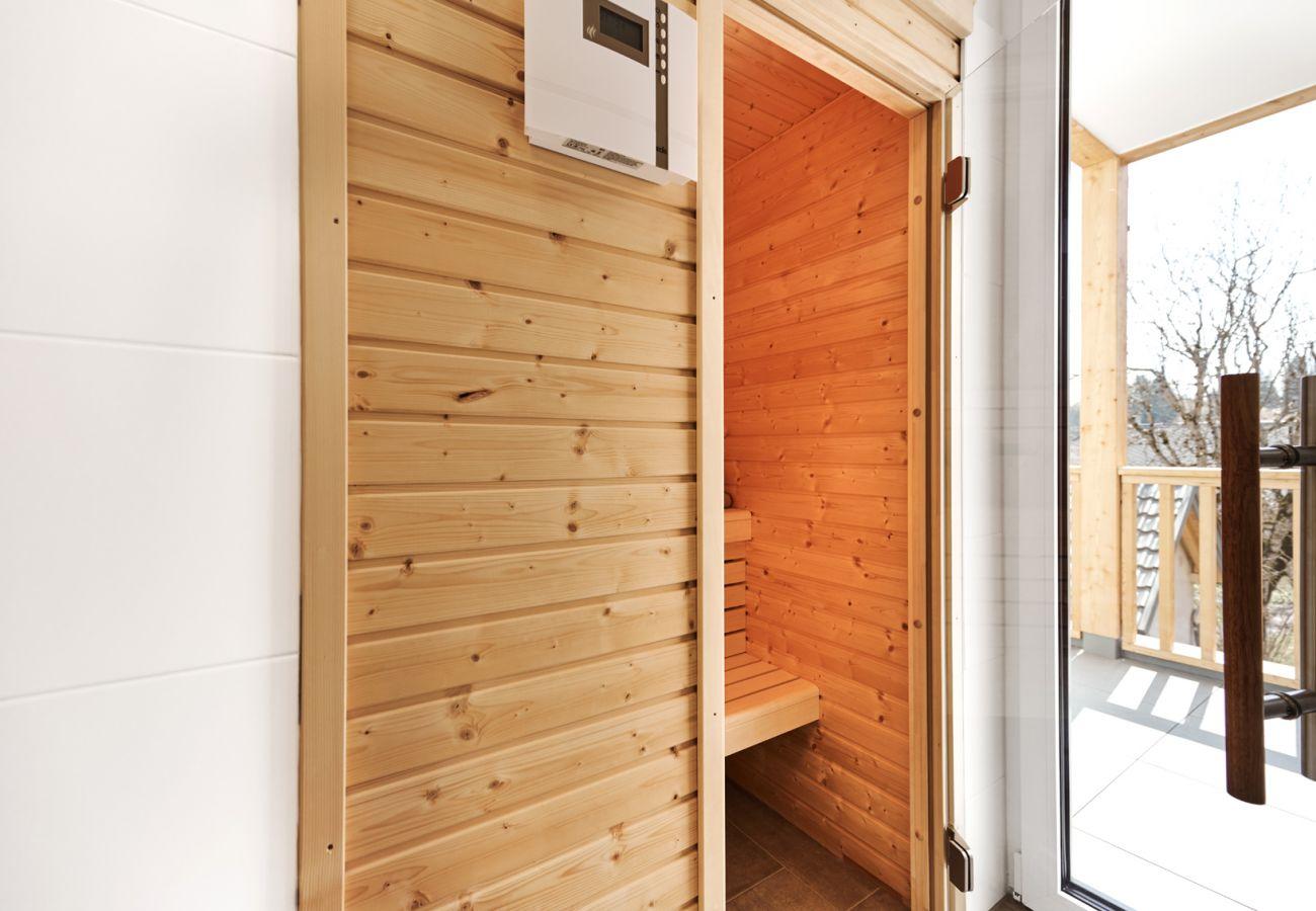 Ferienwohnung in Tauplitz - Alm Lodge A2