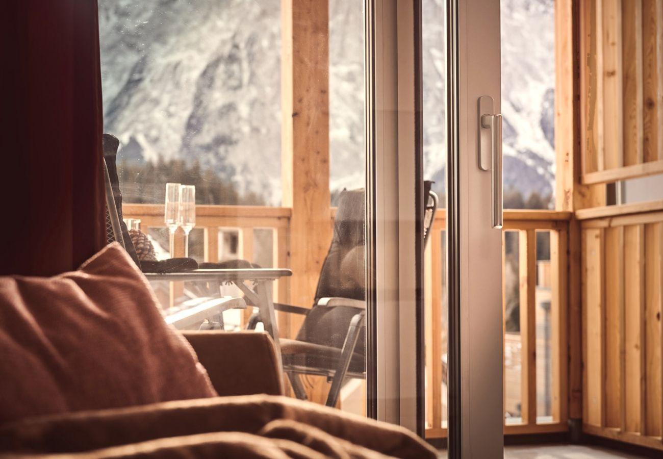 Ferienwohnung in Tauplitz - Alm Lodge A6