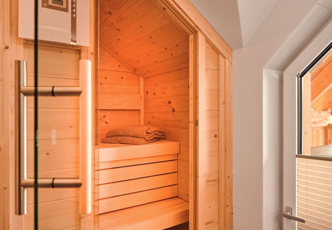 Ferienwohnung in Tauplitz - Traumblick Lodge A10