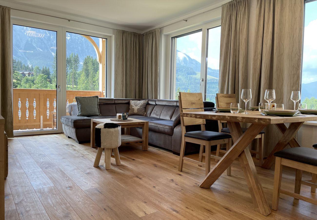 Ferienwohnung in Tauplitz - Panorama Lodge Mountainview 208